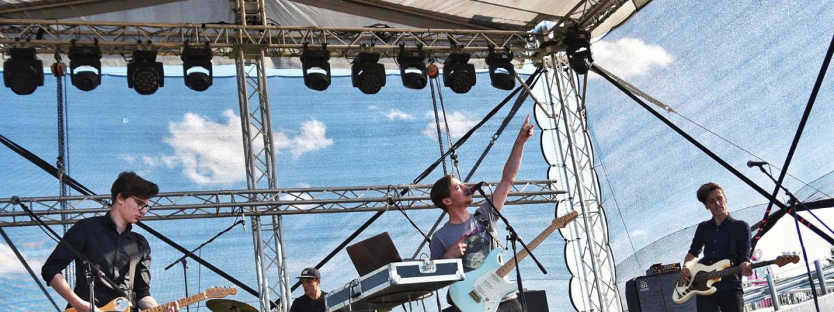 Rock for People – nultý den