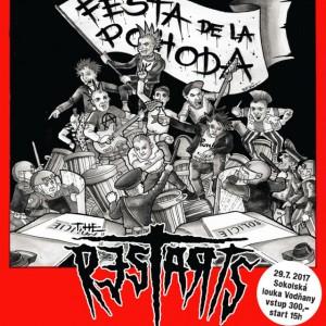 Blíží se další nejubilejní ročník festivalu Festa de la Pohoda