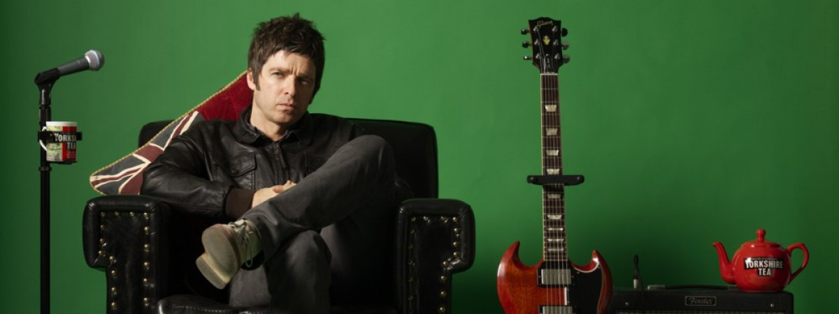 Noel Gallagher's High Flying Birds vystoupí v Praze!