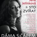 Jana Jelínková a Sto zvířat - Dáma s čápem tour