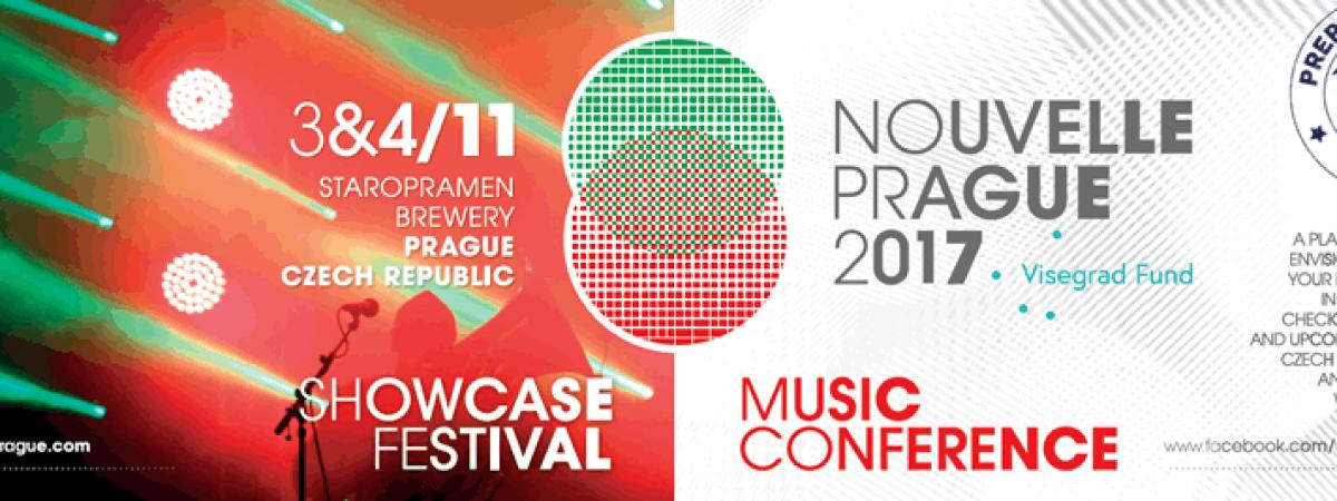 Nouvelle Prague odhaluje první jména