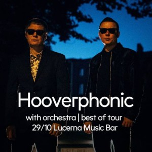 Hooverphonic přijedou do Prahy i s orchestrem