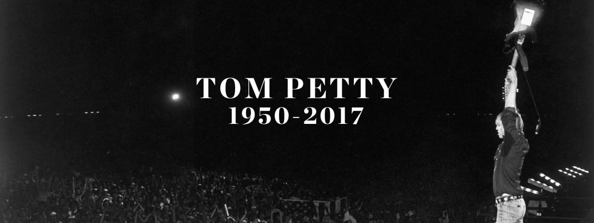 Ve věku 66 let zemřel Tom Petty