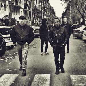 Nejen pro punkové pamětníky dorazí na Strahov angličtí Abrasive Wheels