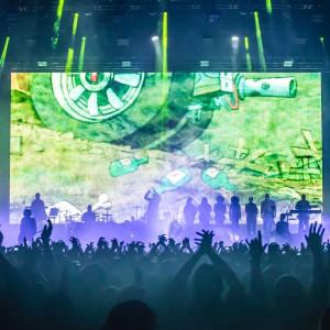 Gorillaz, Praha, O2 arena, 14.11.2017