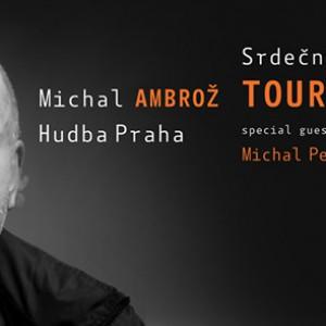 Michal Ambrož a Hudba Praha chystají vánoční koncert v pražském Paláci Akropolis. Pozvánkou je nový videoklip.