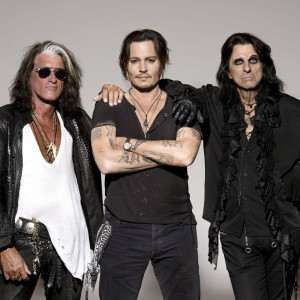 Ozzy Osbourne přijede do Prahy s Hollywood Vampires (Johnny Depp, Alice Cooper, Joe Perry)