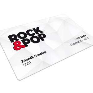 ROCK&POP – Předplatitelé jsou od teď VIP
