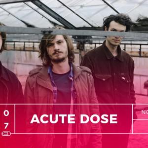 Jak prosadit hudbu do kulturního seriálu Stranger Things? Na showcase festivalu BuSH budou o svoji šanci usilovat české kapely Lazer Viking a Acute Dose.