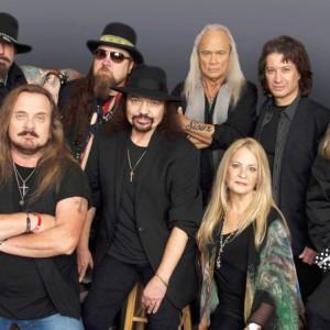 Lynyrd Skynyrd ohlásili rozlučkové turné