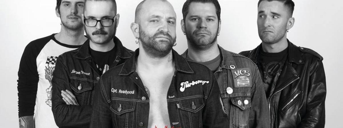 Vinylová EP trilogie kapely The Unholy Preachers je kompletní