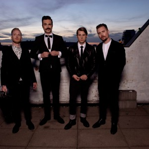 Royal Republic vystoupí na 14. ročníku festivalu Mighty Sounds
