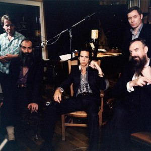 Nick Cave a The Bad Seeds ve filmu