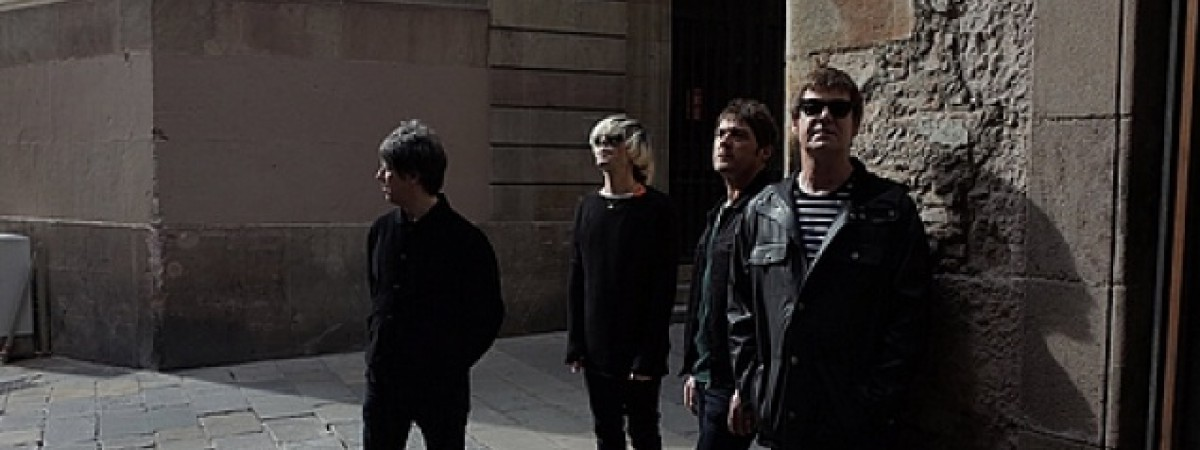 Do MeetFactory má namířeno britská kapela The Charlatans
