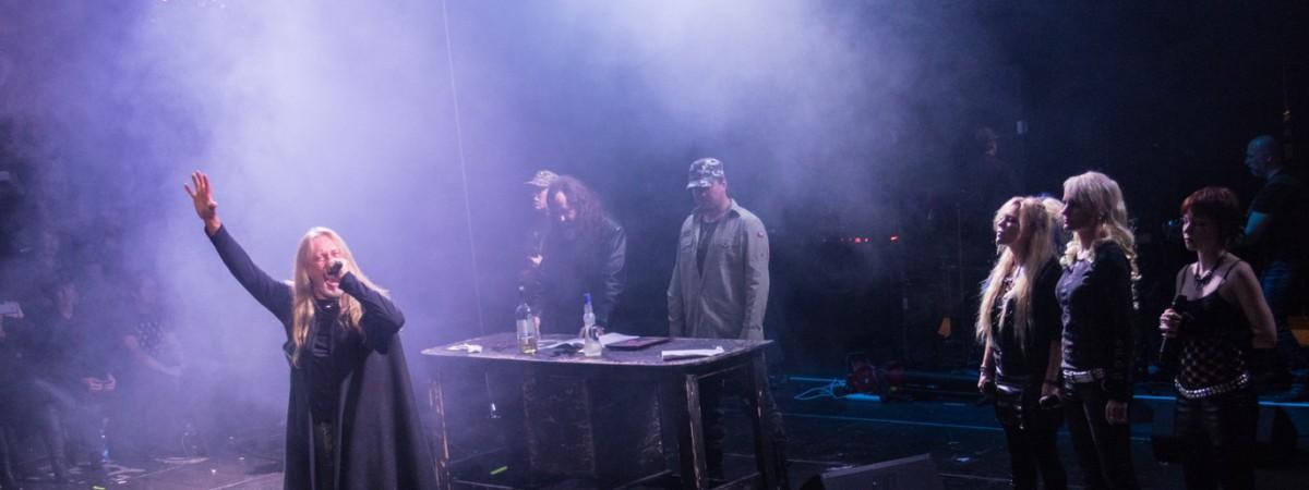 Horor RockOpery Praha Vymítač táhne. Divadlo přidává další reprízu.