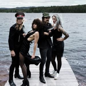 Švédští The Baboon Show se vracejí do pražského klubu Rock Café