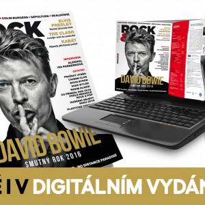 Časopis Rock&Pop na tabletu, telefonu či počítači