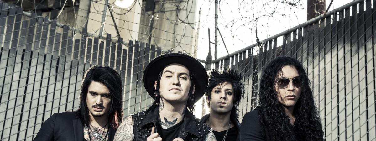 [Rock&Pop 03/18] Escape The Fate: Pustili jsme se opět do riskování