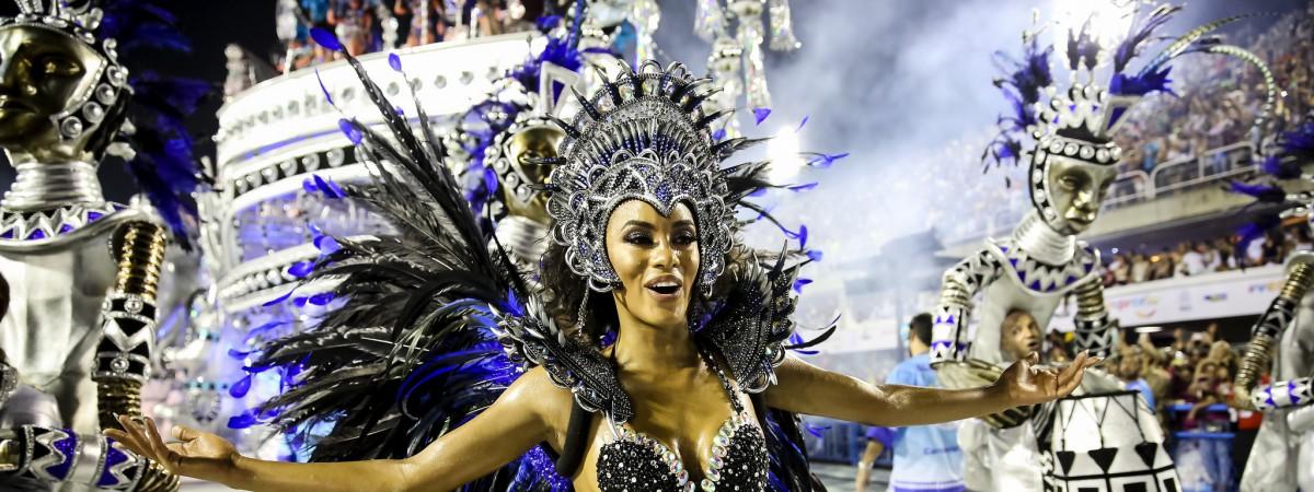 [Rock&Pop 03/18] Lesk a bída karnevalu v Riu de Janeiru
