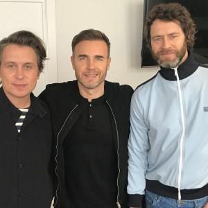 Take That vydají výběr největších hitů a příští rok absolvují turné