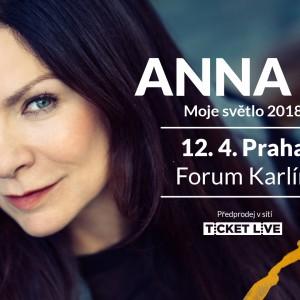 Anna K se vrací s nominací na Anděla za své nejzásadnější album Světlo