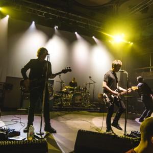 Noel Gallagher's High Flying Birds, Praha, Lucerna Velký sál, 14.4.2018