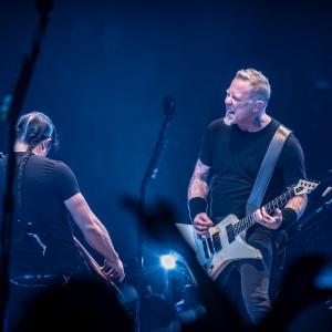 Metallica si v Praze střihla písně z poslední desky i Jóžina z Bažin