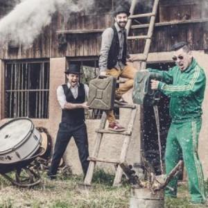 Circus Brothers 17. dubna v pražském Lucerna Music Baru pokřtí album #VJERŽIM