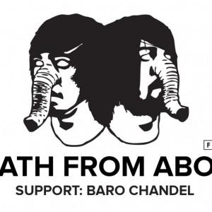 Noise-kytarové duo Death From Above poprvé v Česku