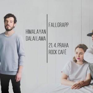 V sobotu se v pražském Rock Café představí Fallgrapp a Himalayan Dalai Lama