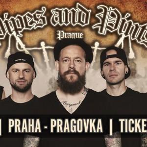 Po brněnském koncertu se obnovení Pipes and Pints představí i v Praze