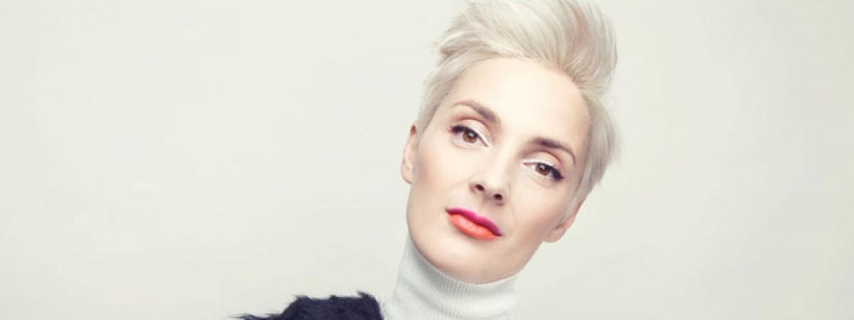 [Rock&Pop 04/18] Bára Poláková: Ostříhané vlasy jsou odžité roky