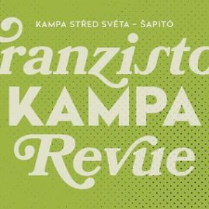 Na festivalu Kampa střed světa se představí i interpreti labelu Tranzistor