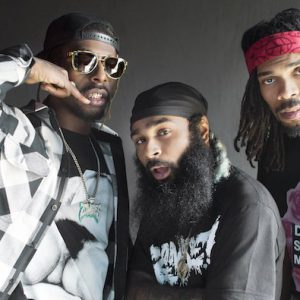 Flatbush Zombies přivezou do Prahy nové album Vacation in Hell