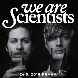 We Are Scientists se vrátí do Prahy
