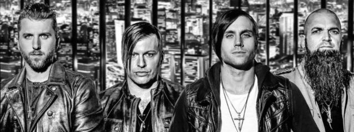 Three Days Grace se vrací do Prahy s novým albem