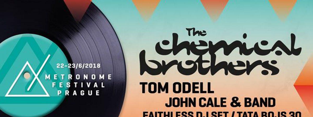 Bubeník Blur Dave Rowntree udělá tečku DJ setem za narozeninovým mejdanem Tata Bojs na Metronome Festivalu