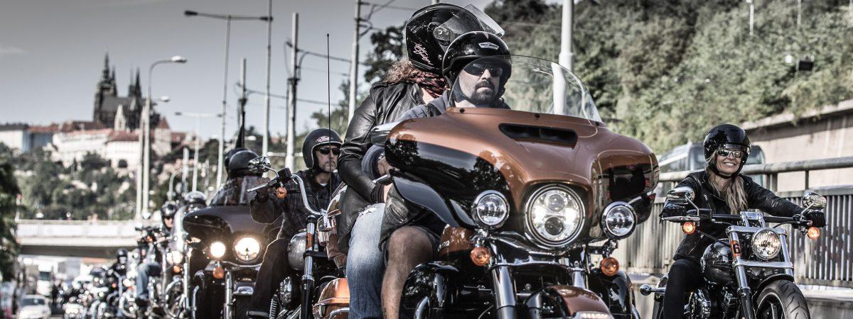 Pražské oslavy 115 let Harley-Davidson započnou koncertem The Rolling Stones