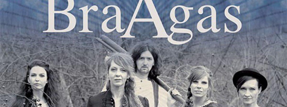 Kapela BraAgas vystoupala na bronzovou příčku prestižní evropské hitparády world music