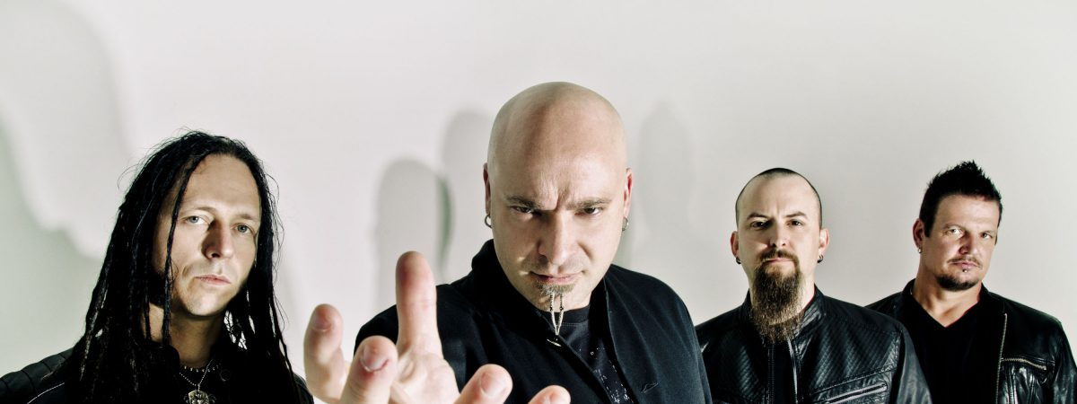 Sedmá studiovka Disturbed je na spadnutí. Podívejte se na videoklip k singlu Are You Ready