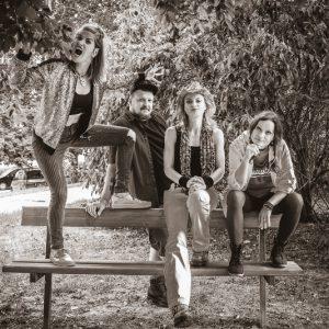Gaia Mesiah vydává album Excellent Mistake a míří na turné
