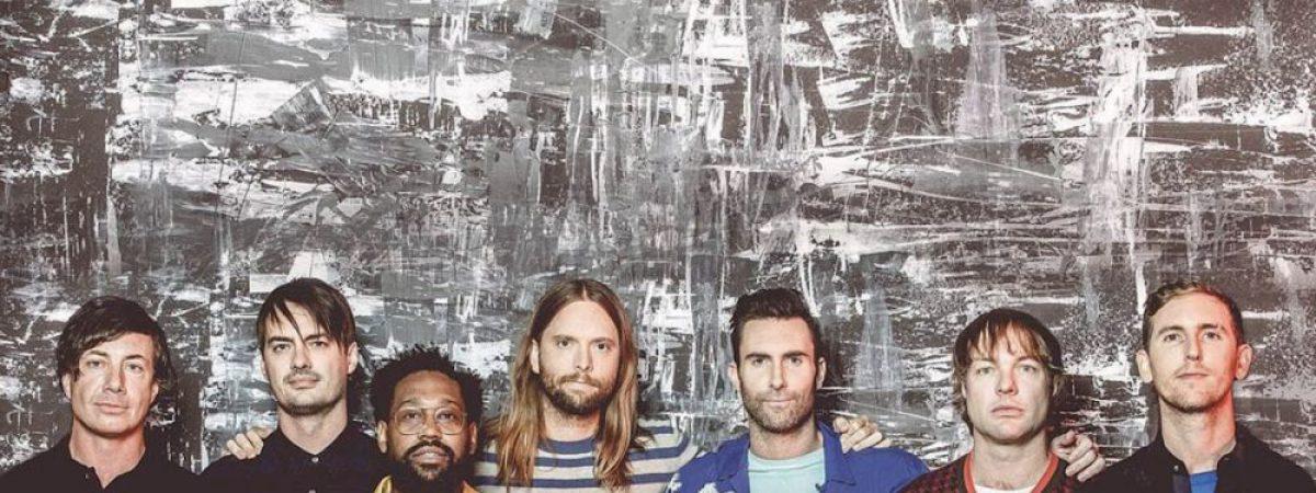 Maroon 5 si příští červen odbudou premiéru v České republice