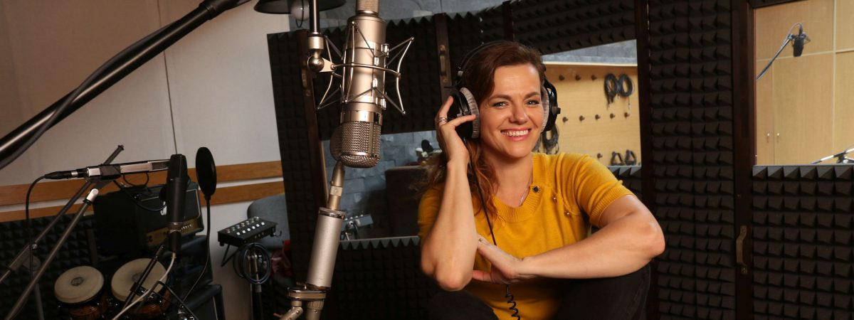 Marta Jandová v říjnu vydá své první sólové album