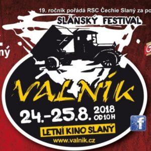 Slánský festival Valník slaví letos devatenáctku