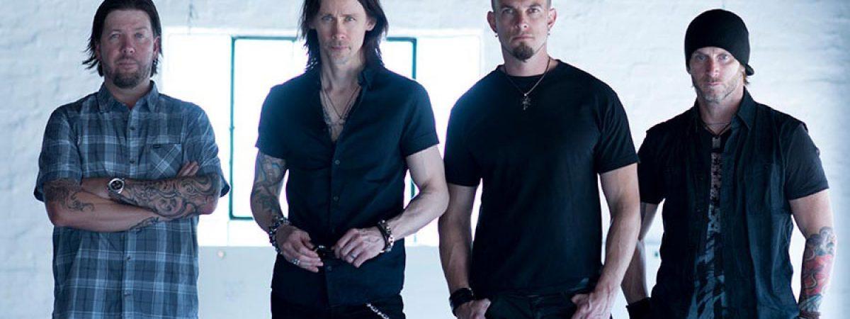 Alter Bridge vypustili další video z vystoupení v Royal Albert Hall