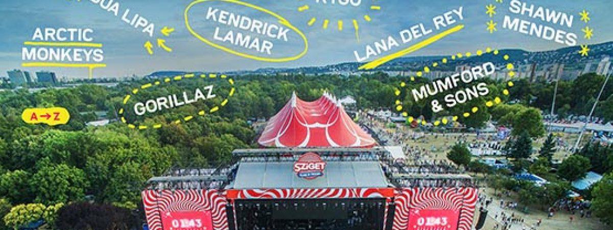Festival Sziget hlásí téměř vyprodáno a nabízí šanci osobního setkání s Shawnem Mendesem.