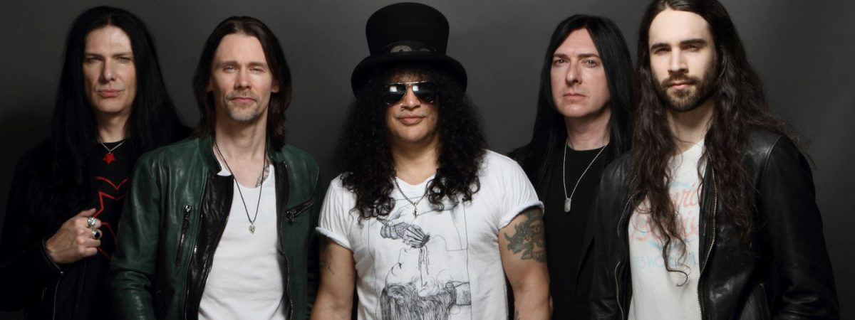 Slash, Myles Kennedy a The Conspirators dorazí do České republiky