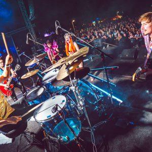 Mydy Rabycad vzáří vyráží na své největší klubové turné
