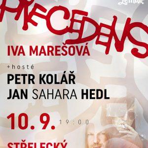 Skupina Precedens chystá výjimečný koncert na Střeleckém ostrově
