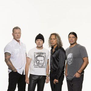 Metallica se vrátí příští rok do Prahy